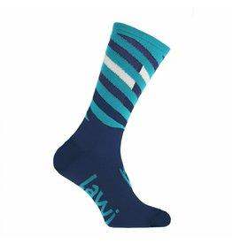 90112 - Bike socks Long Relay blue