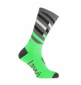 90113 - Bike socks long Relay fluor green