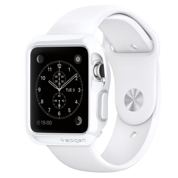 Apple Watch (42mm) Slim Armor - White