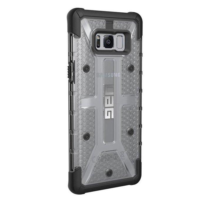 Hard Case Galaxy S8 Plasma Ice Clear