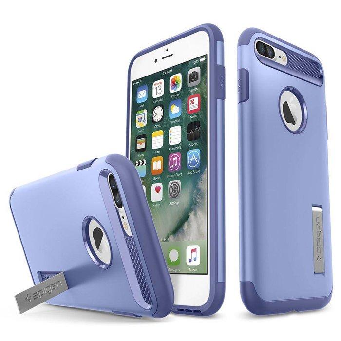 iPhone 7/8 Plus Case Slim Armor - Purple