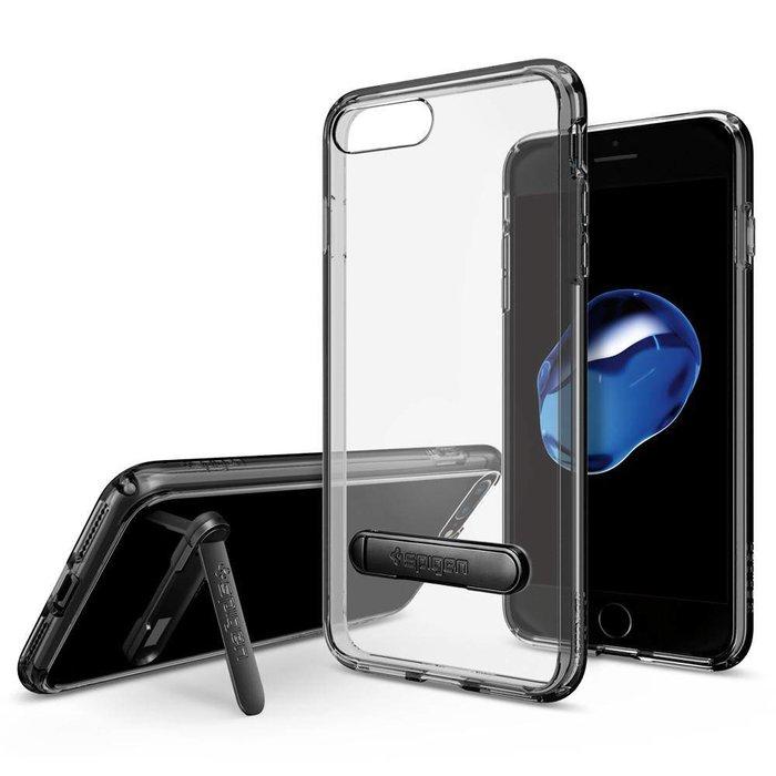 iPhone 7/8 Plus Case Ultra Hybrid S - Jet Black