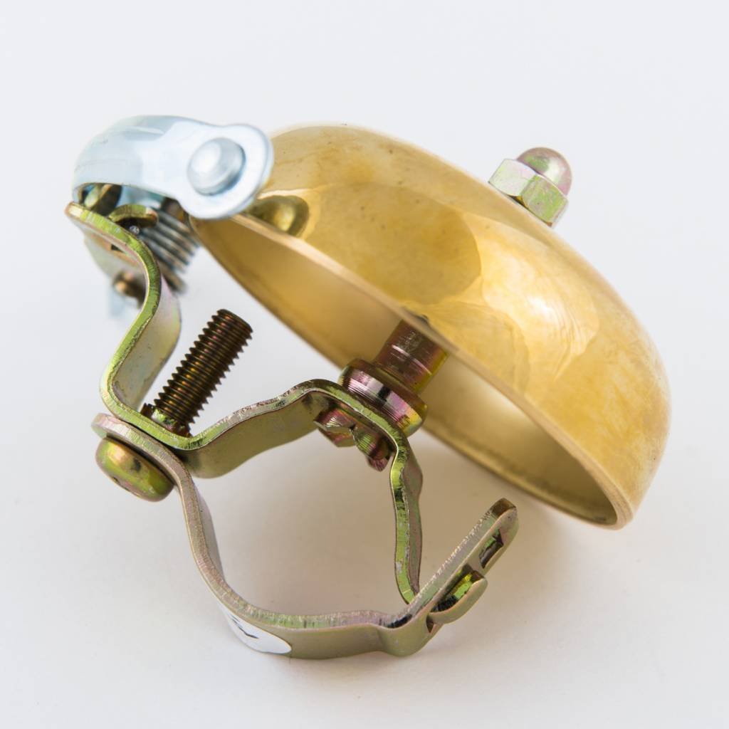 Crane Japanese Brass Bicycle Bell