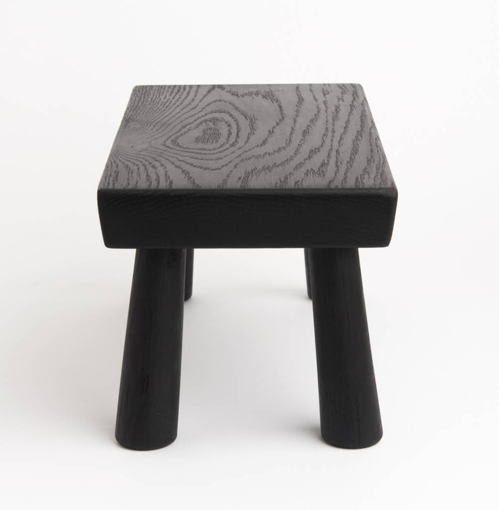 Blackcreek Blackcreek Black Oak Stepping Stool