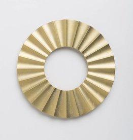 Futagami Brass Trivet Sun