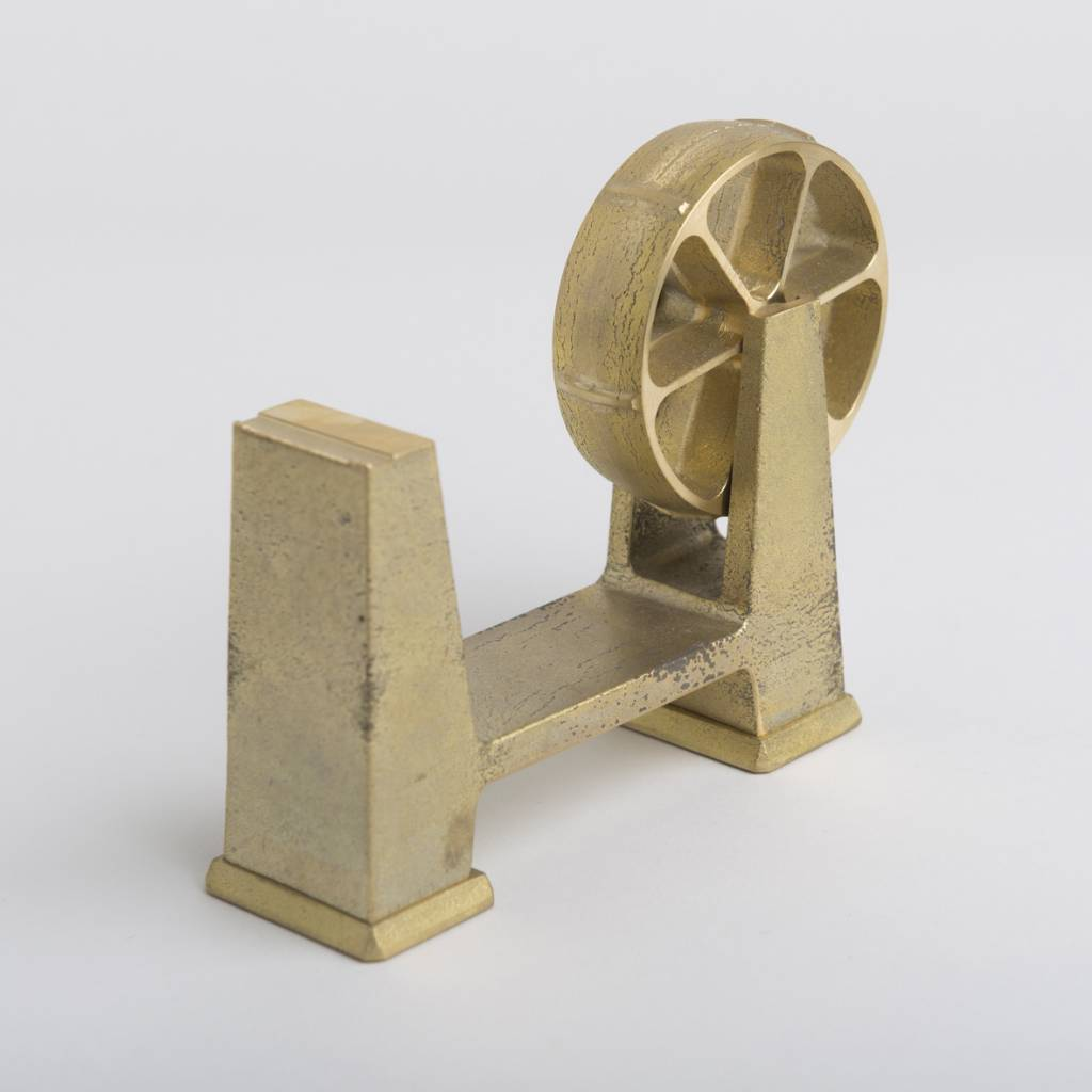 Futagami Futagami Brass Ihada Tape Dispenser