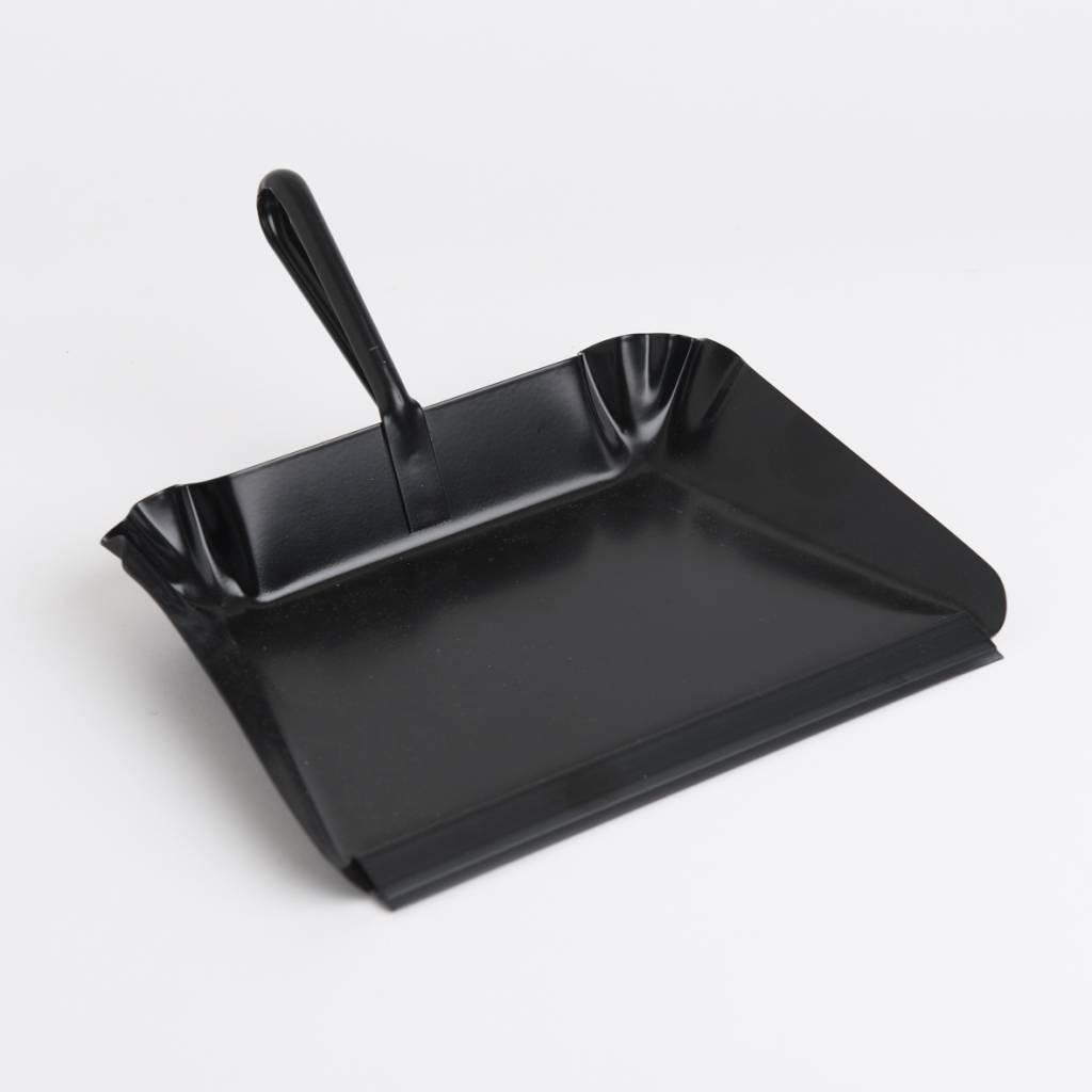 Iris Hantverk Iris Hantverk Black Metal Dust Pan Short Handle