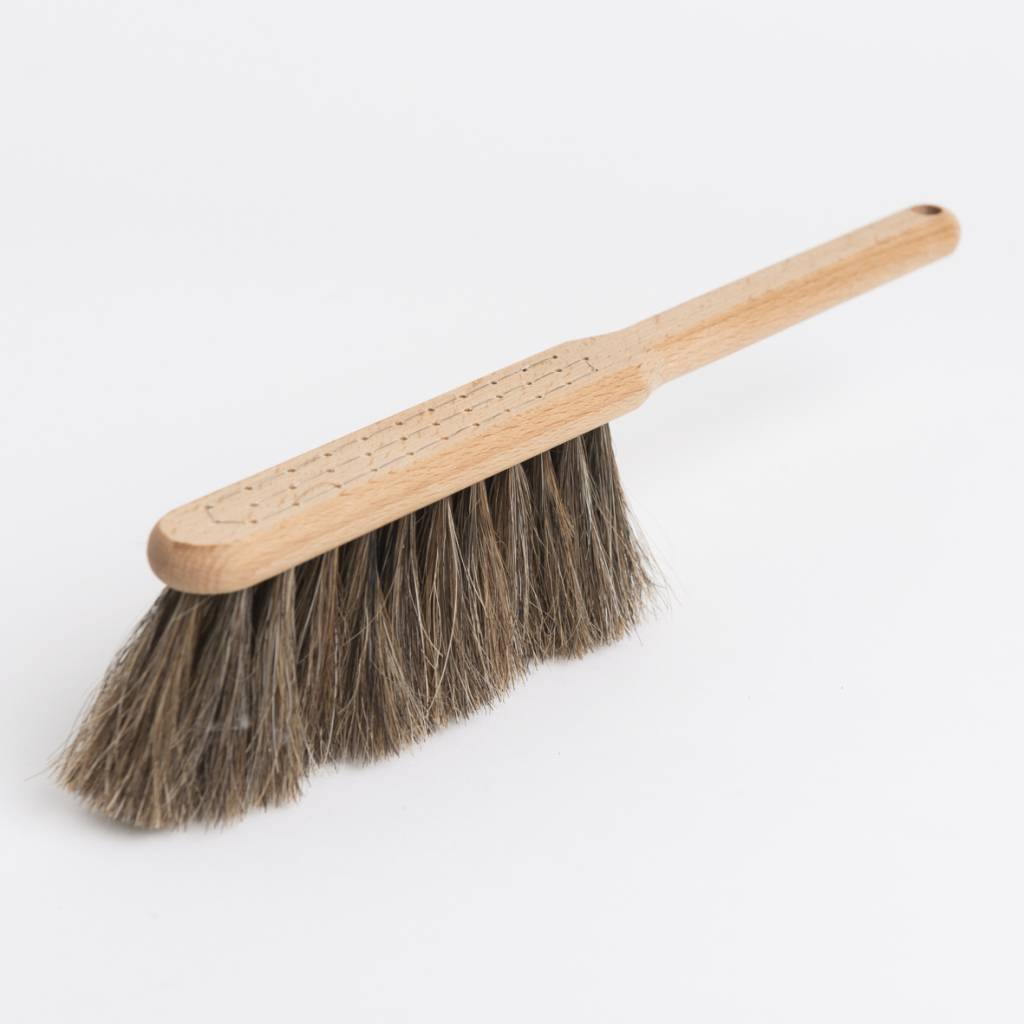 Iris Hantverk Iris Hantverk Oiltreated Beech and Horsehair Broom
