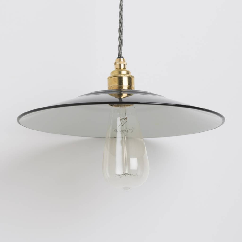 Nook London Enamel Lampe Shade