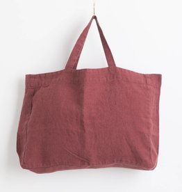 Linge Particulier  LAST ONE - Small Bag Bourgogne