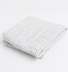 Linge Particulier  Dishtowel / Apron Black & White