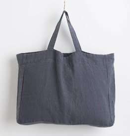 Linge Particulier  Small Bag Anthracite