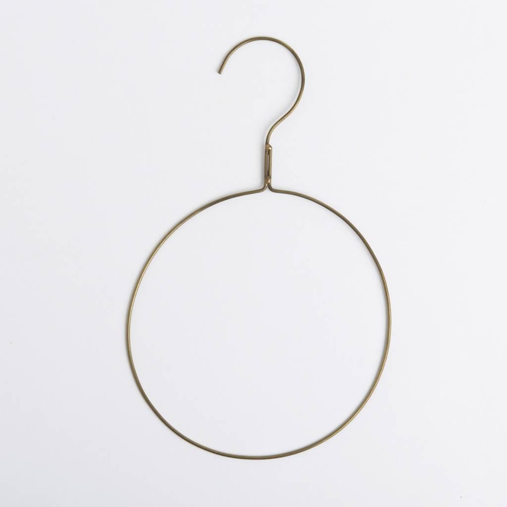 Fog Linen  Fog Linen Brass Scarf Hanger