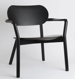Karimoku New Standard Low Oak Chair