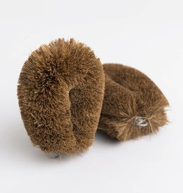 Redecker Coconut Fibre vegetable brush