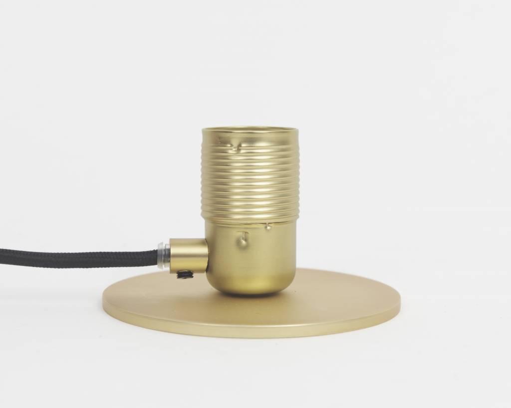Frama Frama E 27 Brass Table Lamp ø 12 cm