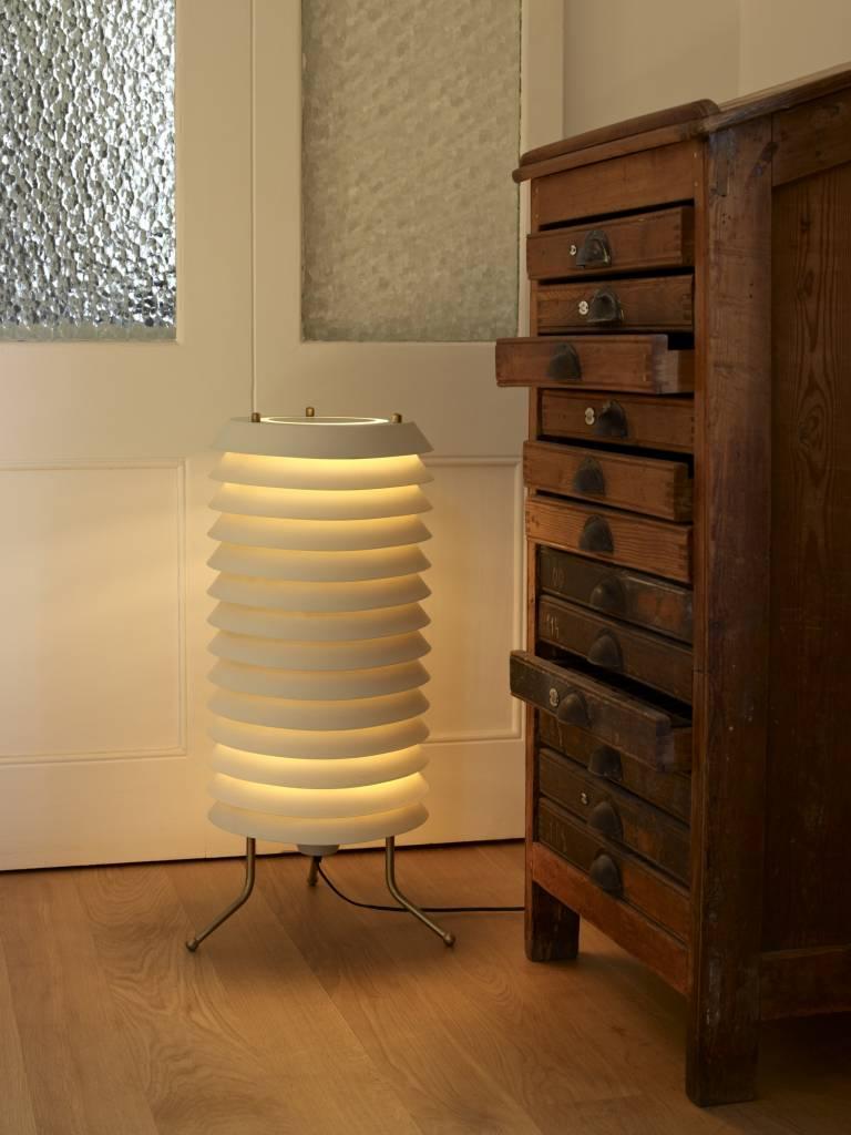 Santa Cole Santa Cole Maija White Floor Lamp