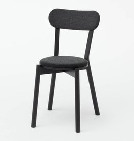 Karimoku New Standard Oak Chair With Pad