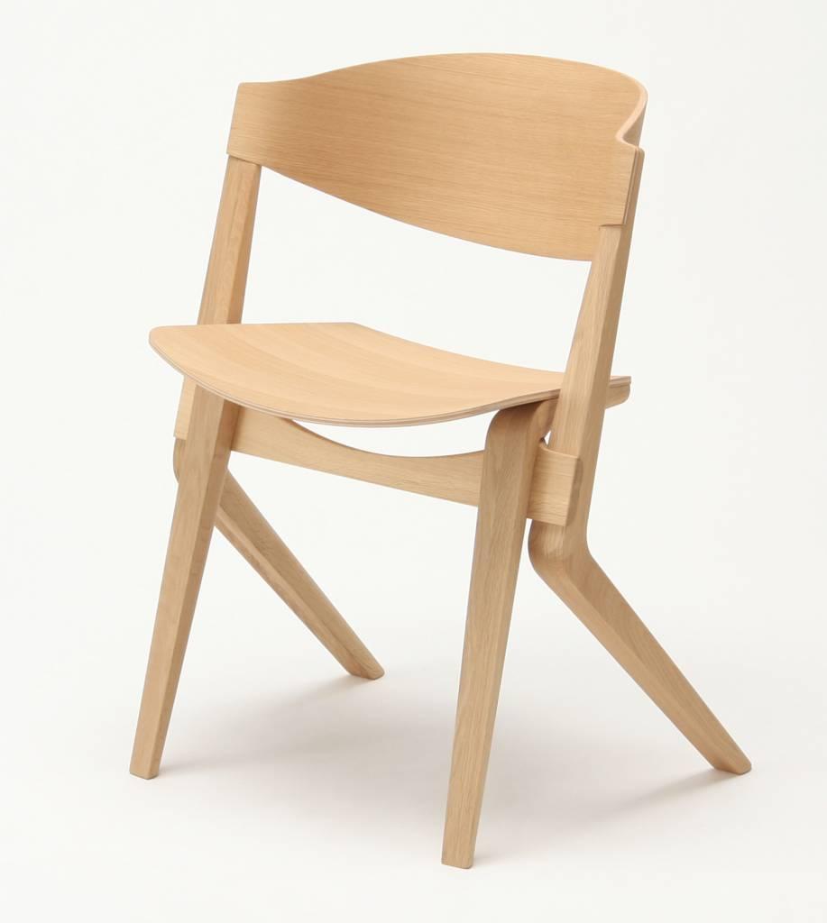 Karimoku New Standard Karimoku Oak Scout Chair