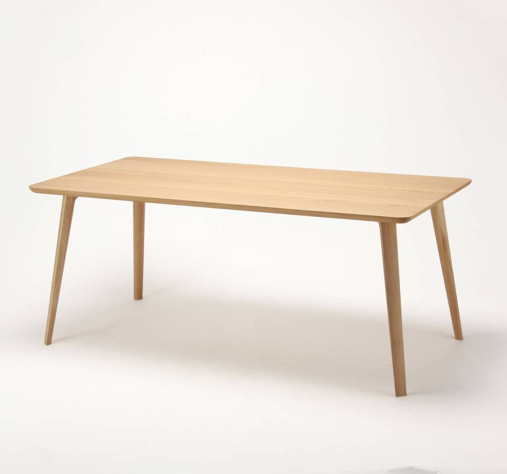 Karimoku New Standard Karimoku Oak Scout Table