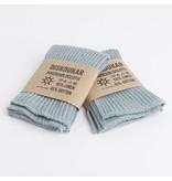 Iris Hantverk Iris Hantverk Slate Cotton & Linen Dish Cloth