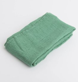 Linge Particulier  Towel / Swaddle Green