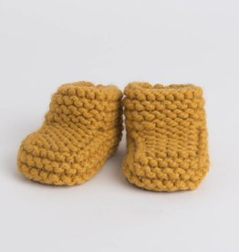 Pantoufle Woolen Baby Shoes 10-15