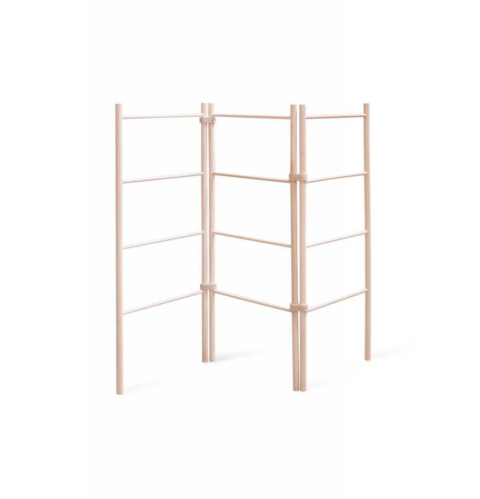clothes vinyl rack urban page racks mega whitney dowels drying wood clotheslines with category