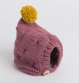 Pantoufle Woolen Baby Bonnet