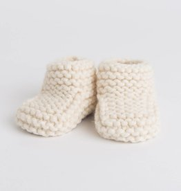 Pantoufle Woolen Baby Shoes 16-17