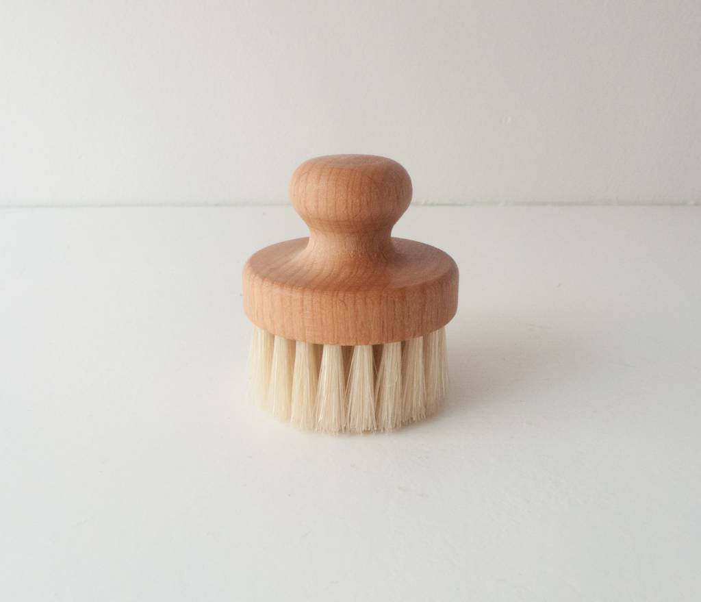Redecker Beechwood Face Brush