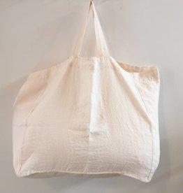 Linge Particulier  Large Bag Eggshell