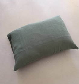 Linge Particulier  Cushion Cover Jade