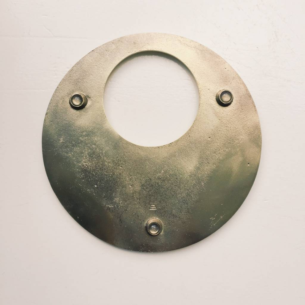 Futagami LAST ITEM IN STOCK Futagami Brass Trivet Moon