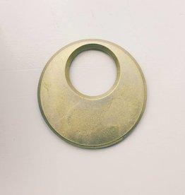 Futagami Brass Trivet Moon