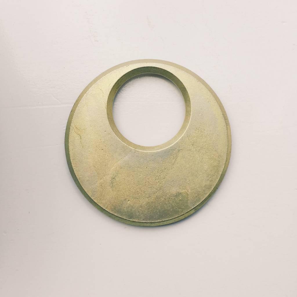 Futagami Futagami Brass Trivet Moon