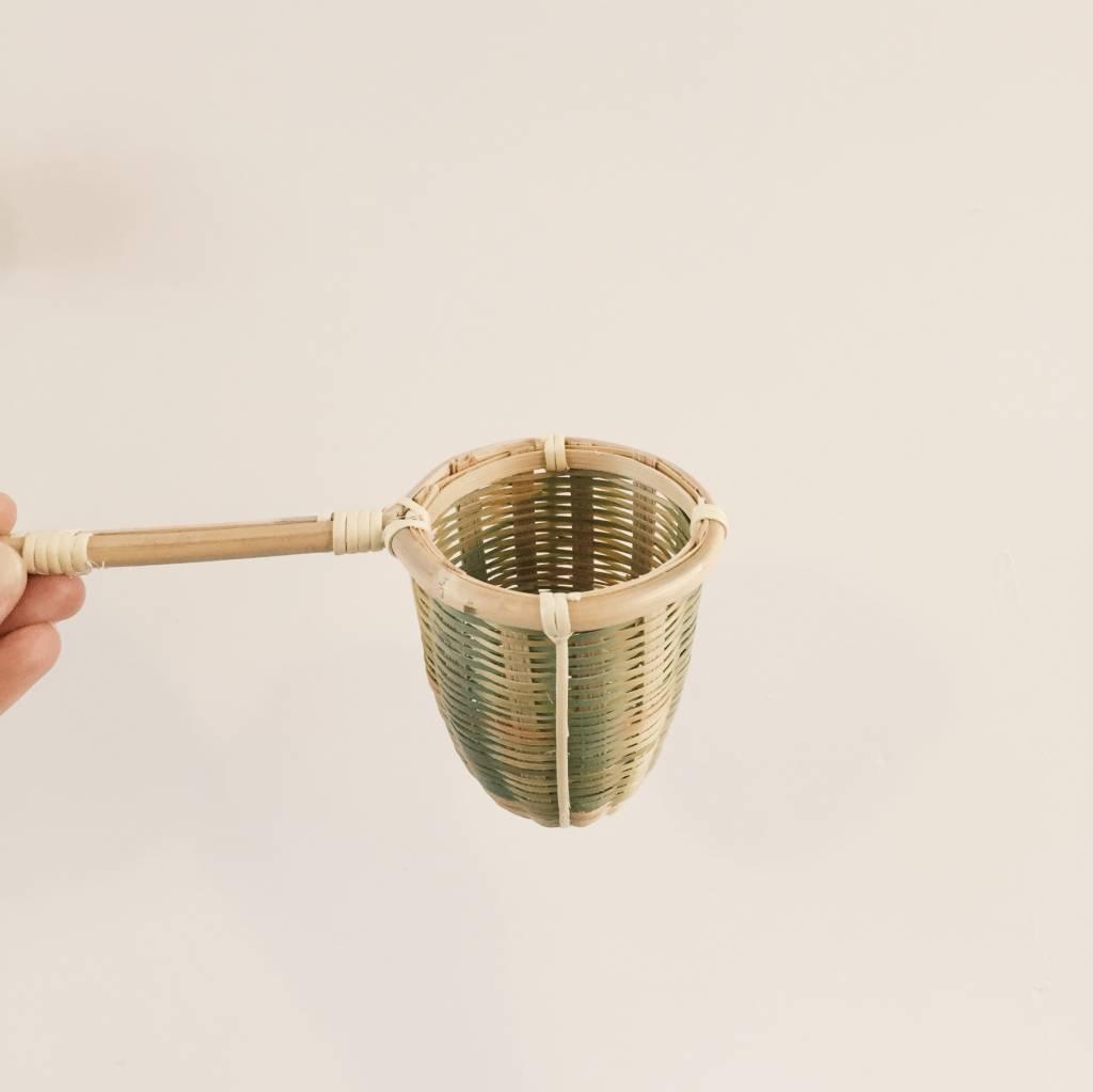 Japanese Bamboo Tea Strainer