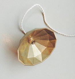 Futagami Brass Pendant Lamp Myojo