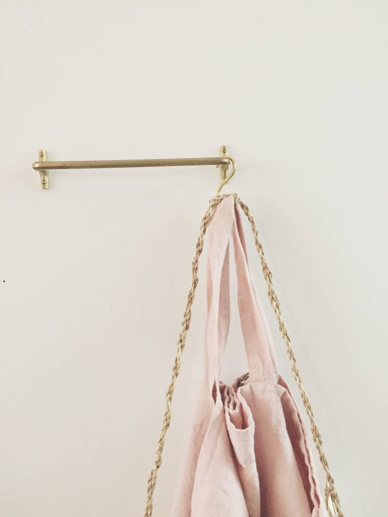Towel Hanger Futagami Futagami Brass Towel Hanger S Pantoufle