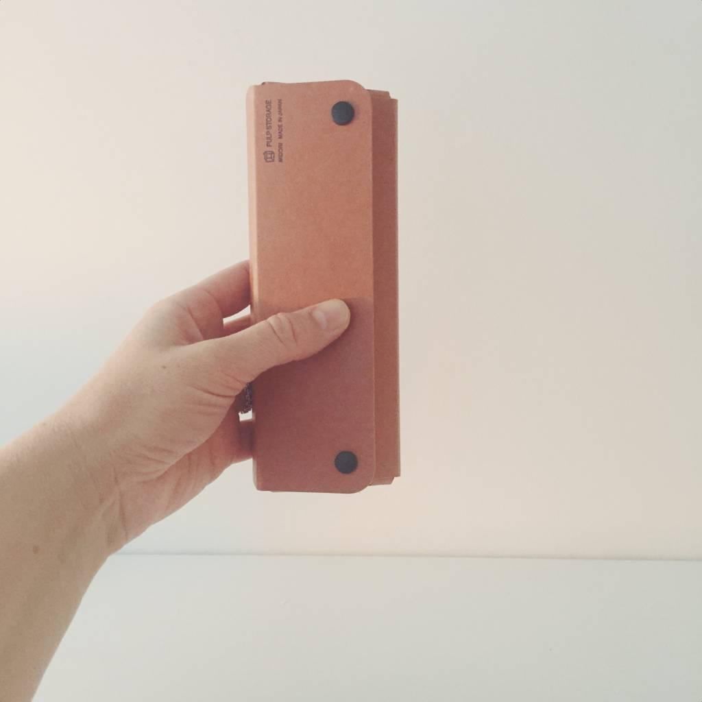 Midori Brick Waterproof Paper Pen Case