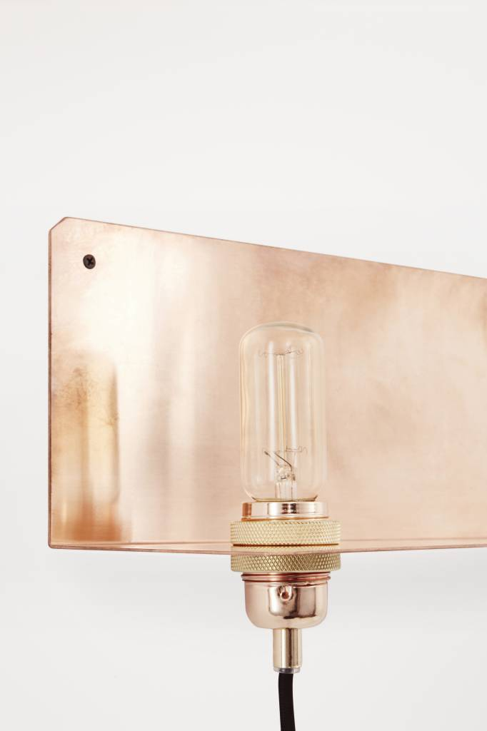 Frama Frama 90° 90° copper Wall Lamp