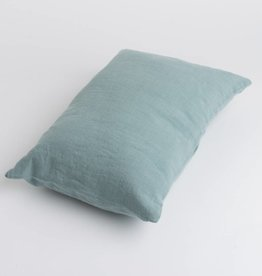 Linge Particulier  Cushion Cover Blue Grey