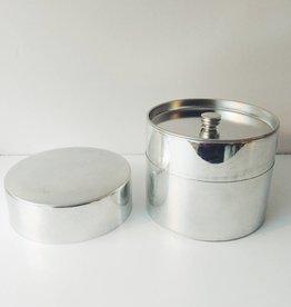 Tin Tea Canister