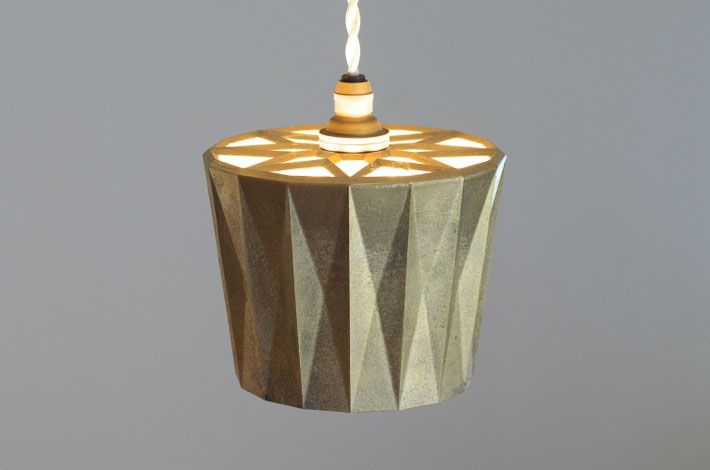 Futagami Futagami Brass Star Shadow Pendant Lamp (dia 135 x h 110 mm)