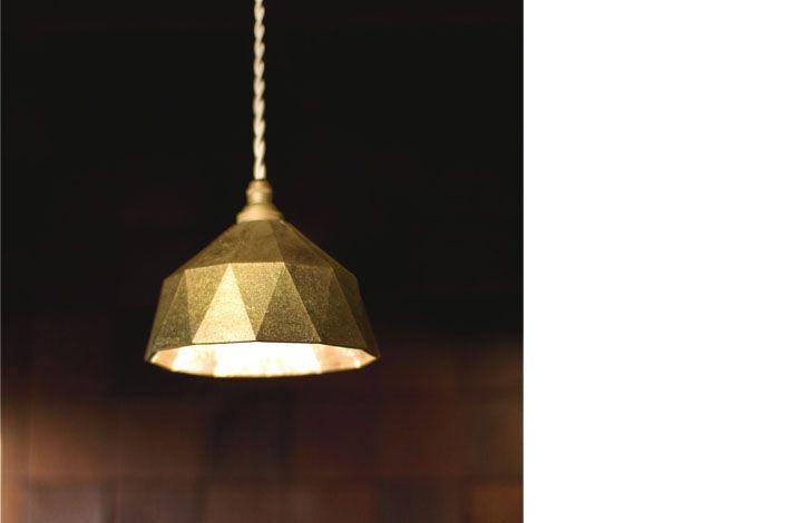 Futagami Futagami Brass Pendant Lamp MYOJO S (dia156 x h120mm)