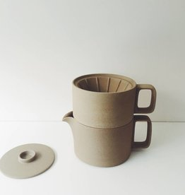 Hasami Porcelain Japanese Coffee Dripper