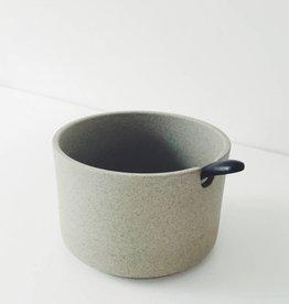 Hasami Porcelain Japanese Sugar Pot