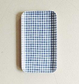 Fog Linen  Check Tray S