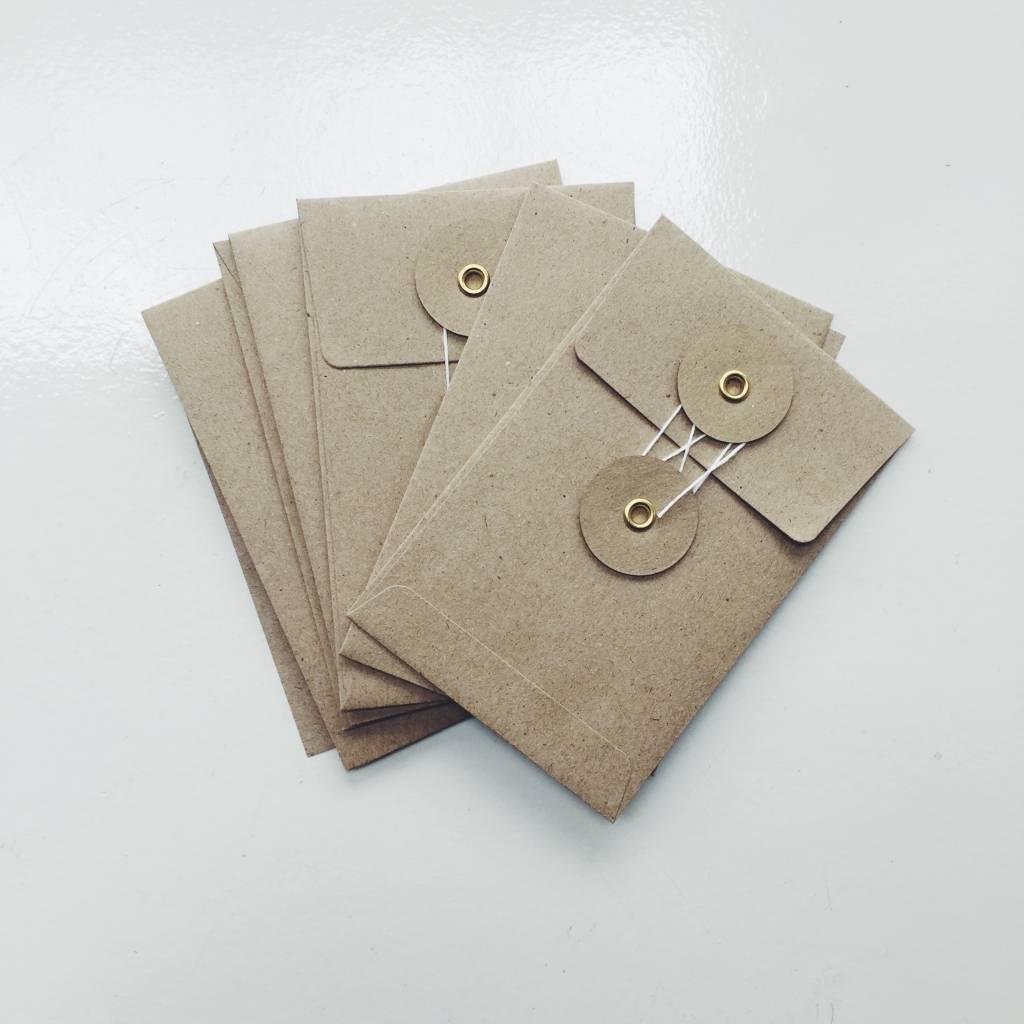 Midori Kraft Envelopes S