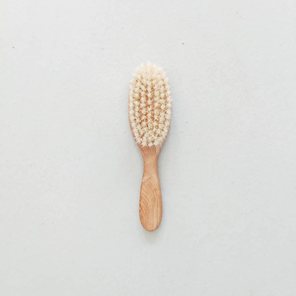 Redecker Redecker Waxed Beechwood Soft Hair Children's Brush